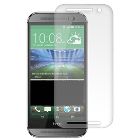 NuGlas screenprotector HTC One M8